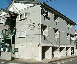 京都府京都市北区平野上八丁柳町の賃貸アパートの外観