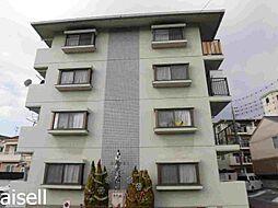 広島県広島市佐伯区三宅3丁目の賃貸マンションの外観