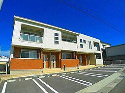 JR山陽本線 土山駅 バス15分 天満神社前下車 徒歩6分の賃貸アパート