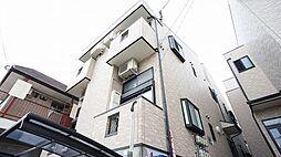 ピュア別府南参番館[1階]の外観