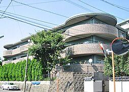 メゾン京良城[3階]の外観