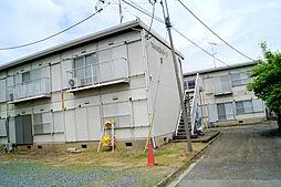 山田ハイツ B[203号室]の外観