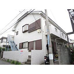 神奈川県横浜市泉区中田南2丁目の賃貸アパートの外観
