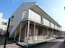 トモバヤシハイタウンA棟[2階]の外観
