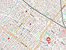 地図,1LDK,面積28.51m2,賃料4.0万円,札幌市営東西線 二十四軒駅 徒歩1分,札幌市営東西線 琴似駅 徒歩10分,北海道札幌市西区二十四軒一条4丁目3番11号