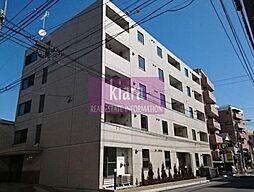 神奈川県横浜市中区本郷町2丁目の賃貸マンションの外観