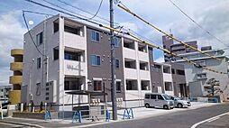 愛知県名古屋市天白区井口1丁目の賃貸アパートの外観