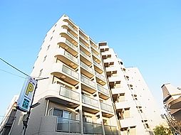 東京都足立区竹の塚1丁目の賃貸マンションの外観