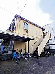サニーフラッツC棟[2階]の外観