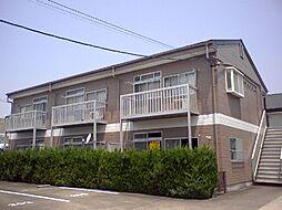 サザンウインドパートII[2階]の外観