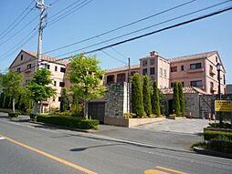 茨城県龍ケ崎市長山8丁目の賃貸マンションの外観