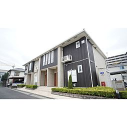 三重県鈴鹿市桜島町4丁目の賃貸アパートの外観
