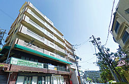 兵庫県神戸市中央区北野町1丁目の賃貸マンションの外観