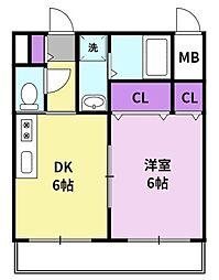 久留米大学前駅 3.9万円