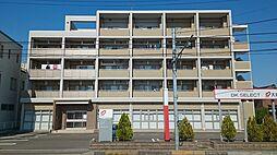 新潟県新潟市中央区上近江1丁目の賃貸マンションの外観