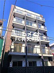 大阪府大阪市港区市岡元町2の賃貸マンションの外観