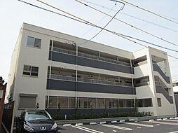 岡山県倉敷市東塚2丁目の賃貸アパートの外観