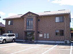 富山県富山市布瀬町南3丁目の賃貸アパートの外観