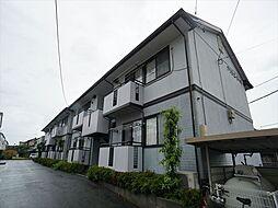 静岡県浜松市中区曳馬2丁目の賃貸アパートの外観