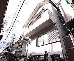京都府京都市左京区大文字町の賃貸アパートの外観