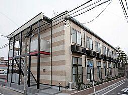 レオパレス京田[1階]の外観