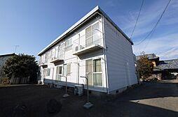 茨城県日立市諏訪町2丁目の賃貸アパートの外観