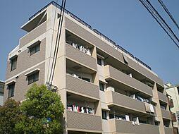 大阪府大阪市住吉区我孫子2丁目の賃貸マンションの外観