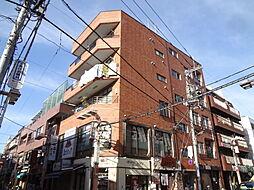内田マンションン[402号室]の外観