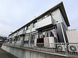 千葉県成田市久住中央1丁目の賃貸アパートの外観