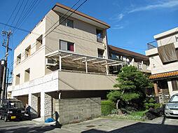 七福マンション[4階]の外観