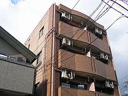 グランパス筒井[4階]の外観