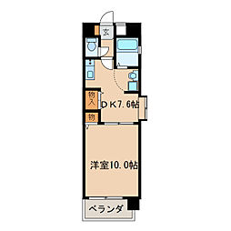 Grance Kotobuki[2階]の間取り