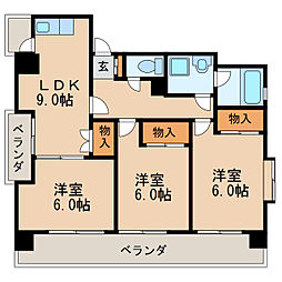 矢場町駅 11.0万円