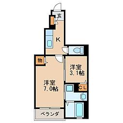 清水駅 6.2万円