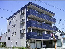 ハイツビュー三好[3階]の外観