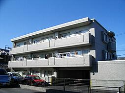 グランドソレーユ[3階]の外観