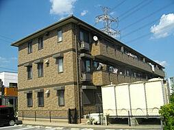 愛知県みよし市根浦町2丁目の賃貸アパートの外観