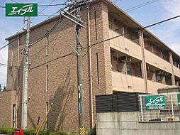 三重県鈴鹿市庄野東1丁目の賃貸マンションの外観