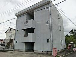 三重県津市河芸町影重の賃貸マンションの外観