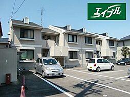 セジュール和田[2階]の外観