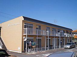 三重県亀山市亀田町の賃貸アパートの外観