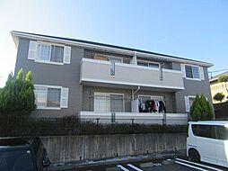 オーキッド富士見ケ丘[2階]の外観