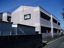 三重県四日市市楠町北五味塚の賃貸アパートの外観