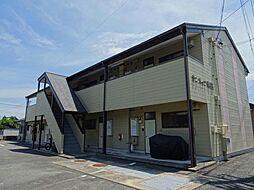 サンハイツ寺田[2階]の外観