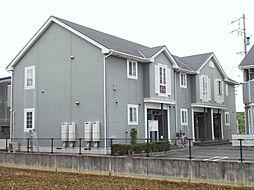 三重県四日市市河原田町の賃貸アパートの外観