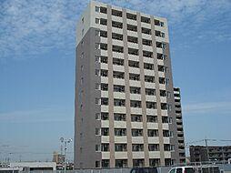三重県鈴鹿市西條町の賃貸マンションの外観