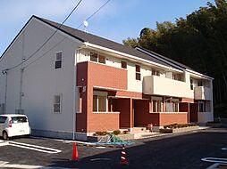 三重県亀山市天神2丁目の賃貸アパートの外観