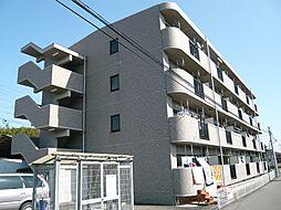 KDSマンション[3階]の外観