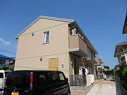 三重県鈴鹿市十宮2丁目の賃貸アパートの外観