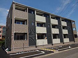 三重県鈴鹿市西条8丁目の賃貸アパートの外観